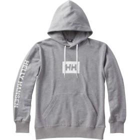 ヘリーハンセン(HELLY HANSEN) HHスウェットパーカー(HH Sweat Parka) HE31831 Z ミックスグレー XL