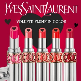 Yves Saint Laurent /イヴサンローラン ヴォリュプテ プランプイン カラー 各種 【送料無料】