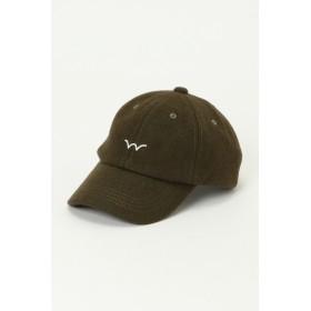 帽子全般 - ikka EDWIN ウールローキャップ
