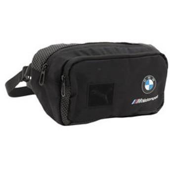 【Super Sports XEBIO & mall店:バッグ】BMW M モータースポーツ ウエストバッグ 076701-01 NVY
