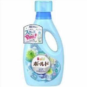 (まとめ)ボールドジェル フレッシュピュアクリーンの香り 本体 【× 3 点セット】