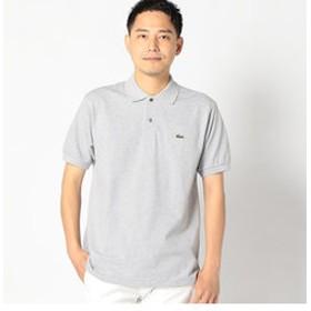 【SHIPS:トップス】LACOSTE:【L1264AL】ヘザー ポロシャツ