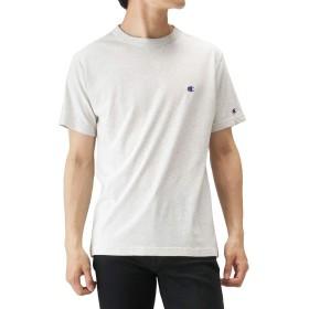 Champion(チャンピオン) プリントTシャツ 半袖Tシャツ クルーネック C3-P300 メンズ オートミール:L