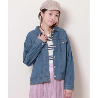 レイカズン(RAY CASSIN) BIG Gジャン【ブルー/FREE】