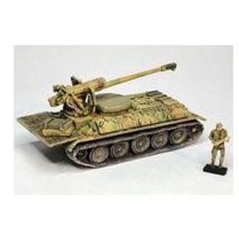 新品プラモデル 1/144 T-34/D-30 122mm自走榴弾砲 レジンキャストキット [MTU-AFV113]