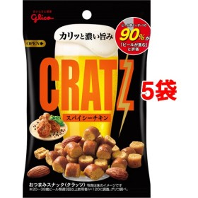 クラッツ スパイシーチキン (42g5袋セット)