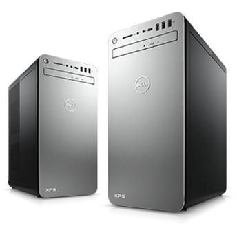 【Dell】XPSタワー スペシャルエディション プラチナ・オーバークロック・VR(SSD+HDD・RTX2070搭載・Office付)