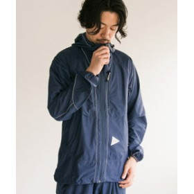 【URBAN RESEARCH:アウター】and wander raschel rip jacket