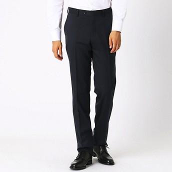 <COMME CA ISM (メンズ)> 《セットアップ》 ウールギャバ スーツパンツ(4701FN01) ネイビー【三越・伊勢丹/公式】