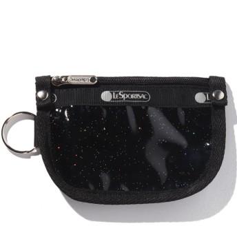 レスポートサック KEY COIN POUCH ブラックグリッター レディース ブラック系 F 【LeSportsac】