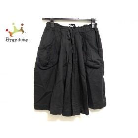 イザベルマランエトワール ISABEL MARANT ETOILE スカート サイズ2 M レディース 美品 黒   スペシャル特価 20191123