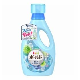 P&G ボールドジェル フレッシュピュアクリーンの香り 本体【2本セット】(4902430859813-2)