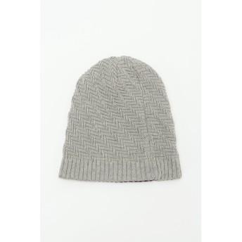 帽子全般 - ikka バイアスニットリバーワッチ