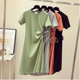 [55555SHOP] 実価格 追加金額がない 品質保証 Tシャツ シャツ 韓国ファッション ワンピース パーカー