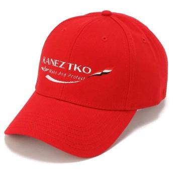 エルエイチピー KaneZ/ケインズ/SpaceAeronautics Cap メンズ RED F 【LHP】