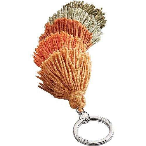 《PHILIPPI》流蘇鑰匙圈(橘)