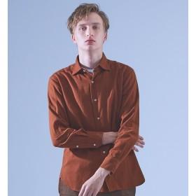 【アバハウス/ABAHOUSE】 【Recency of Mine】メランジライトシャギーツイルシャツ