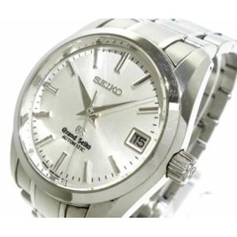 グランドセイコー GrandSeiko 腕時計 メカニカル 9S65-00B0/SBGR051 メンズ SS/裏スケ シルバー【中古】