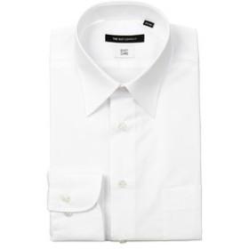 【THE SUIT COMPANY:トップス】レギュラーカラードレスシャツ 無地 〔EC・BASIC〕