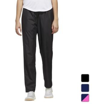 アディダス レディース ウインドロングパンツ WMHカラーブロックWBPT 裏起毛 (FYJ06) パンツ スポーツウェア adidas