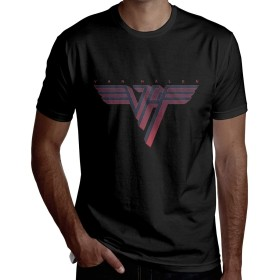 ヴァン・ヘイレン Van Halen高品質 Tシャツ メンズ 半袖 夏 カジュアル トップス 無地 ゆったり おしゃれ おおきいサイズ 個性 丸首