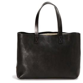 【正規販売店】スロウ トートバッグ bono - zip tote bag- SLOW 49S39D Black