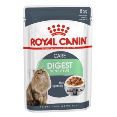 Royal Canin法國皇家 S33W腸胃敏感貓專用濕糧 85g 12包組