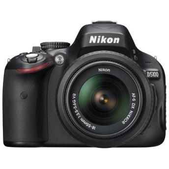 【中古】Nikon D5100 18-55 VR レンズキット