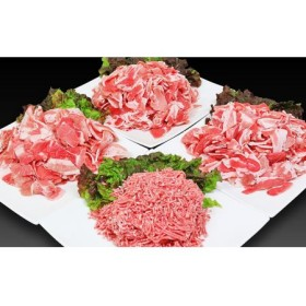 都城産「和豚味彩」食卓セット