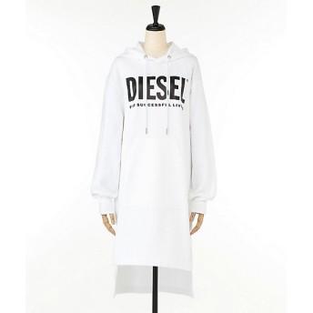 <DIESEL> ドレス White 【三越・伊勢丹/公式】