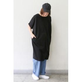 その他ワンピース・ドレス - Lbc with Life コットンコクーンワンピ