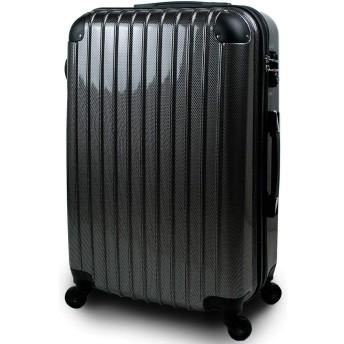 【SUCCESS サクセス】 スーツケース キャリーケース 3サイズ(大型 Lサイズ ・ 中型 Mサイズ ・ 小型 Sサイズ)TSA搭載 超軽量 YKKファスナーモデル (小型 Sサイズ 1~3泊用(30リットル), プレミアムカーボン)