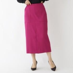ドレステリア(レディス)(DRESSTERIOR Ladies)/ポケット付きミディ丈タイトスカート