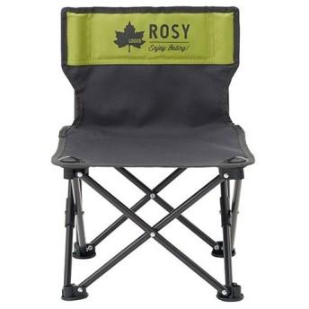 LOGOS(ロゴス) ROSY タイニーチェア(Grロゴ) アウトドアファニチャー アウトドアチェア キャンプ アウトドア