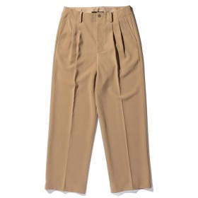 [マルイ] VAPORIZE / Wide WIDE 2Pleats Slacks/ビームス(BEAMS)
