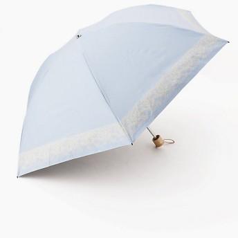 <Blao> レースミニ晴雨兼用傘 サックス(33) 【三越・伊勢丹/公式】