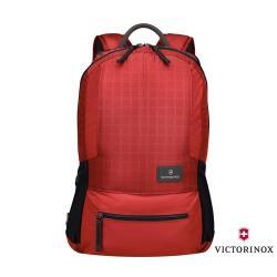 VICTORINOX瑞士維氏 -瑞士百年經典品牌高級後背包(紅色)