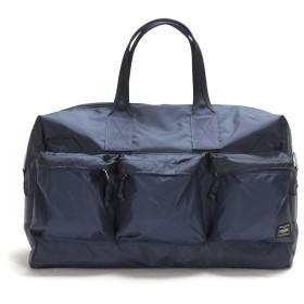 カバンのセレクション 吉田カバン ポーター フォース ボストンバッグ ダッフルバッグ メンズ ミリタリー 旅行 大容量 PORTER 855 05900 ユニセックス ネイビー フリー 【Bag & Luggage SELECTION】