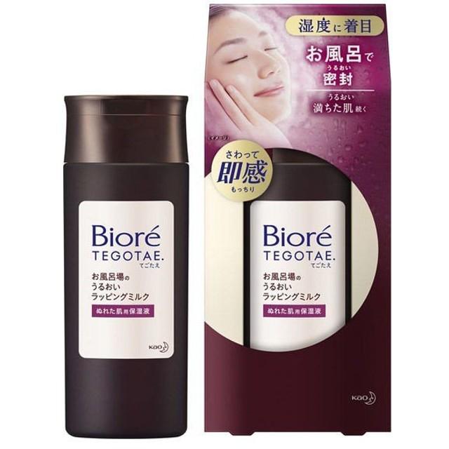 花王 ビオレ お風呂場のうるおいラッピングミルク 150mL