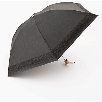 <Blao> レースミニ晴雨兼用傘 チャコールグレー(97) 【三越・伊勢丹/公式】
