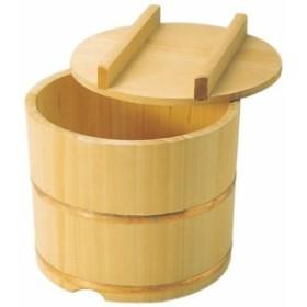 さわら製 飯枢(上物)のせ蓋型 15cm