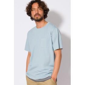 Tシャツ - ikka ポンチクルーネックTee