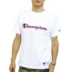 (チャンピオン)Champion アクションスタイル Tシャツ #C3-N303 メンズ 1808(M ホワイト)