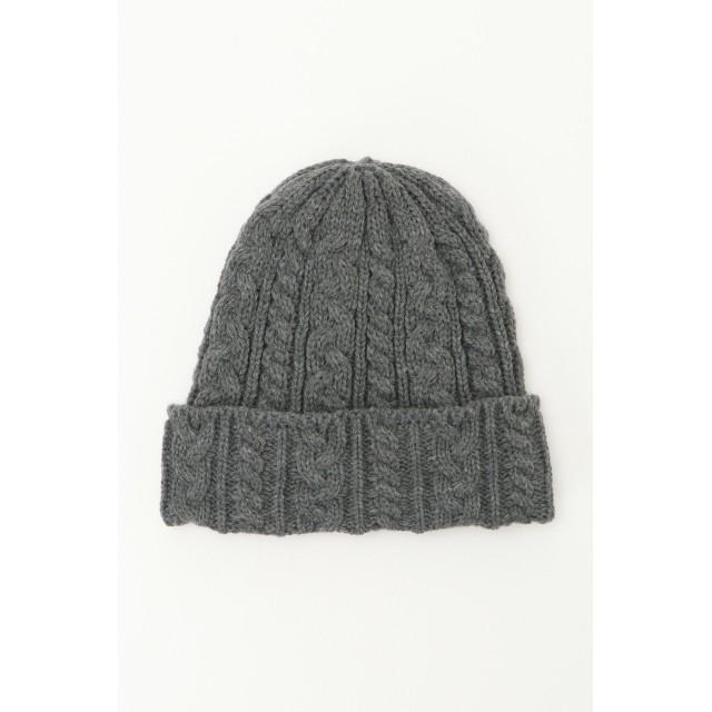 帽子全般 - ikka 裏ボアニットワッチ