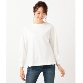 any FAM / エニィファム 【毛玉になりにくい】【洗える】プレミアムベーシック ロングTシャツ