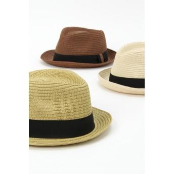 帽子全般 - ikka ブレードポークパイハット