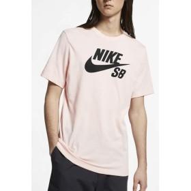 NIKE SB ナイキ SB Tシャツ DRI-FIT DFTC LOGO T-SHIRT AR4210 (664(Wコーラル/オブシディアン), XSサイズ)