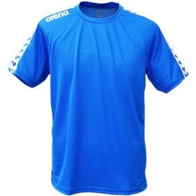 アリーナ Tシャツ メンズ 上 arena 半袖 サイドライン Oサイズ