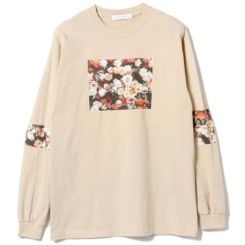 [マルイ]【セール】Available Today × BEAMS / 別注 プリント ロングスリーブ Tシャツ/ビームス(BEAMS)