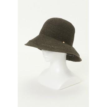 帽子全般 - ikka スカシアミハット